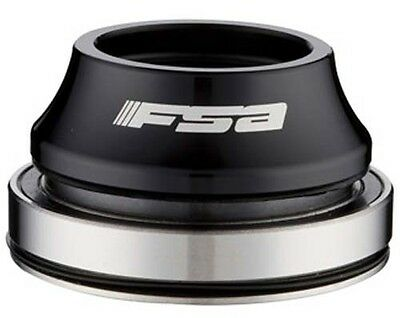"FSA Orbit C-40 1.1/8"" - 1.5"" Tapered Headset 42mm upper 52mm lower integrated"