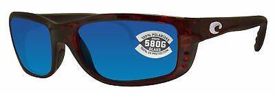 9dc5dc8a9fecd Costa Del Mar Zane Tortoise Frame Blue Mirror 580G Glass Polarized Lens