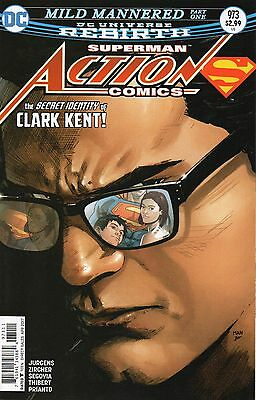 Action Comics #973 (NM)`17 Jurgens/ Zircher