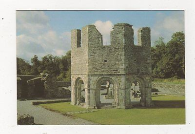 Mellifont Abbey Co Louth Ireland Postcard 984a