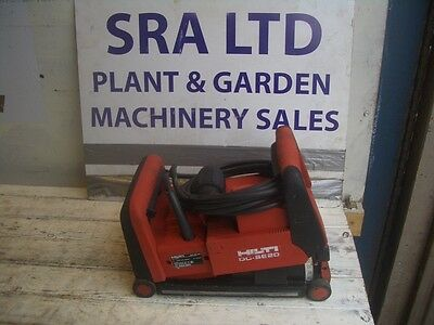 HILTI DC-SE20 110 VOLT WALL CHASER TAKES 125mm BLADES VAT INCLUDED PRICE SRA1