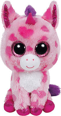 Sugar Pie The Unicorn Ty Beanie Boos  Brand New