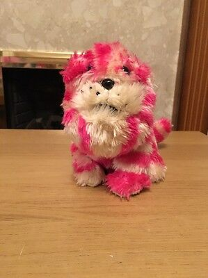 Seated Bagpuss Toy