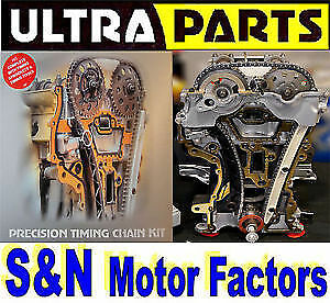Timing Chain Kit - fits Ford Ka 1.3 TDCi 2008 > ON + Gears + FItting Tools