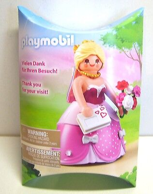 Playmobil Messe Give away Figur Feine Dame  in Box