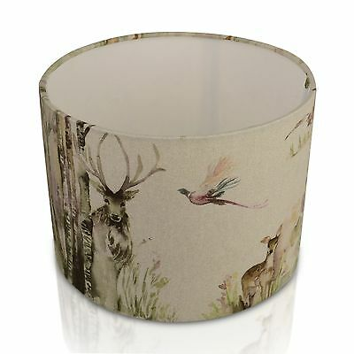 New VOYAGE Maison Enchanted Forest Deer/Stag Lampshade,Table Lamp,Pendant Shade
