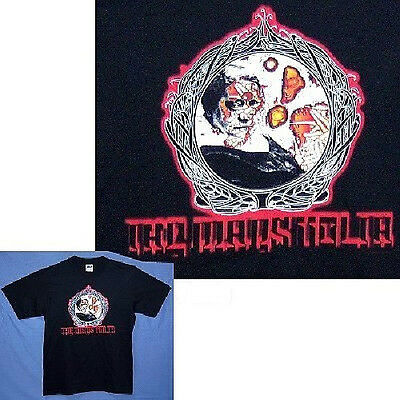 Mars Volta! Helena Circle Black T-Shirt Xl New Rare