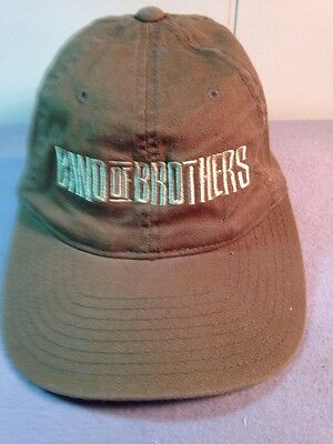 Band Of Brothers HBO Promotional Hat / Cap - 101st Airborne Easy Co. WWII  WW2