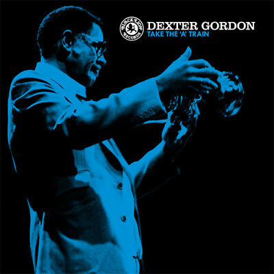 ORGM | Dexter Gordon - Take The 'A' Train 180g LP NEU