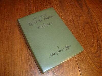 The Tale Of Beatrix Potter A Biography Margaret Lane 1st Edition 1946