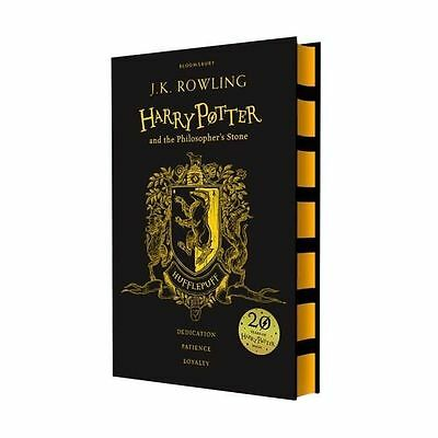 Harry Potter and Philosopher's Stone 20th Annv. (Hufflepuff Ed) - Send worldwide