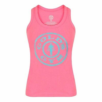 Gold's Gym Fitted Vest Tops
