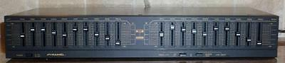Pyramid 10 Band Graphic Equalizer