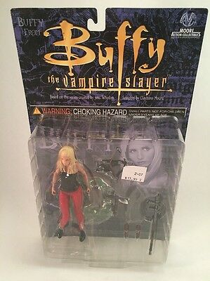 Buffy The Vampire Slayer Action Figure - Buffy Moore Action Collectibles