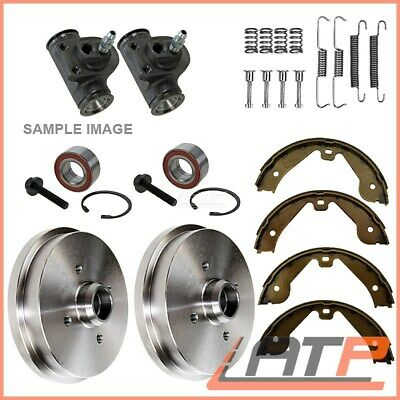 Brake Drum+Brake Shoes+Wheel Bearing+Cylinder Seat Toledo 1 1L 1.6-1.9 91-99