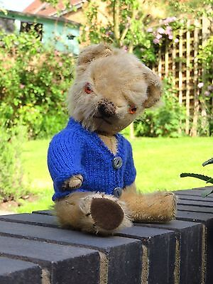 Gorgeous Small Chad Valley Antique Vintage Teddy Bear