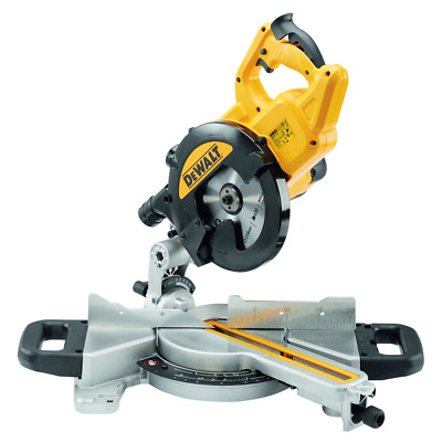 Dewalt DWS774 Slide Mitre Saw with XPS 216mm 240V