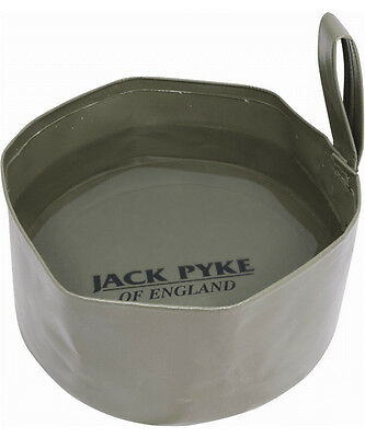Jack Pyke Collapsible Dog Bowl - Folding, lightweight, durable