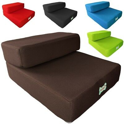 Scaletta per cani colorato Scale dell'animale domestico Testa di cane