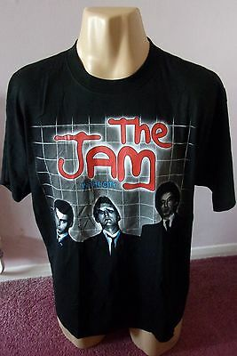 The Jam Superb Tee Shirt Adult Size Large 42/44 New With Sales Tag