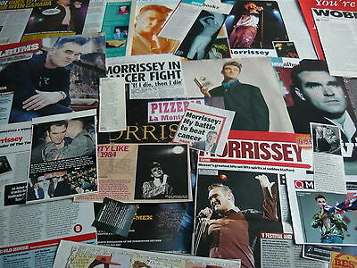 Morrissey - Magazine Cuttings Collection (Ref Z16)
