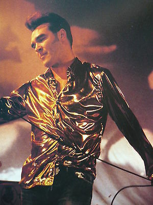 Morrissey - Magazine Cutting (Full Page Photo) (Ref Jd2)