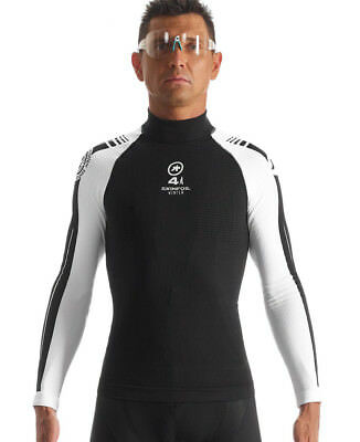 Assos Long Sleeve SkinFoil Winter S7 Baselayer Black