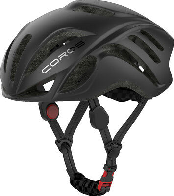 Coros Frontier Smart Road Helmet Matte Black