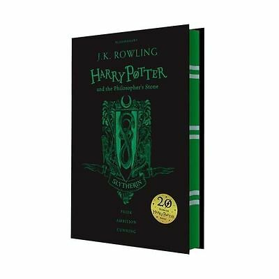 Harry Potter and the Philosopher's Stone (Slytherin Ed) 2017 - I send worldwide