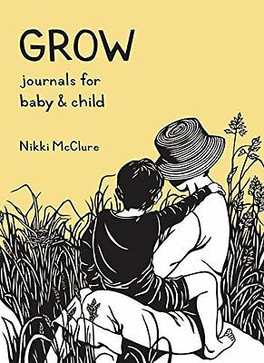 Grow 2 Copy Box Set: Journals for Baby & Child New Paperback Book Nikki McClure