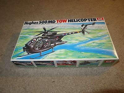 Idea Hughes 500MD 500 MD Tow Helicopter ROK Army Fighter 1:24 Kit Unbuilt