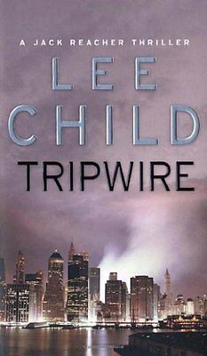 Tripwire (Jack Reacher) New Paperback Book Lee Child