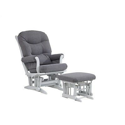 Dutailier Ultramotion Sleigh Glider-multiposition, recline and ottoman