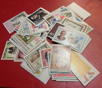 Cept Europa 1980 ** annata completa MNH year beautiful and complete collection