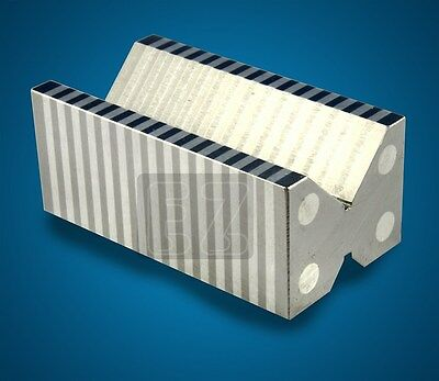 Magnetic V-Block Parallel 4-3/8x2-3/8x1-7/8 1 Pc New