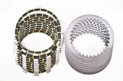 99-03 XV1600A Road Star Friction and Steel Clutch Plates Kit - 306-90-20083