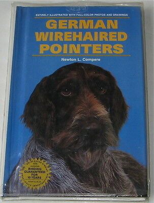 German Wirehaired Pointer Breed Book  German Wirehaired Pointers