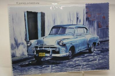 """Glasses Cleaning Cloth Chevrolet """" Cuba """" cleaning cloth microfiber cloth"""