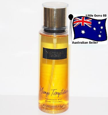 VICTORIA'S SECRET * Mango Temptation * BODY MIST SPRAY NEW STYLE 250ML