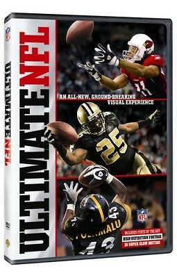 NFL Ultimate NFL Region 1 New DVD Clearance
