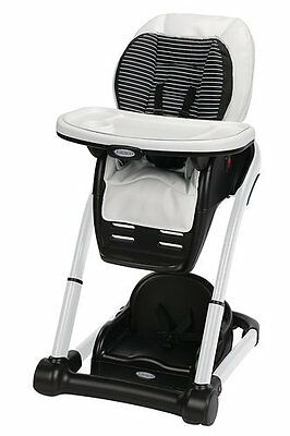 NEW Graco Blossom 4-in-1 Convertible Baby High Chair - Studio (1925913)