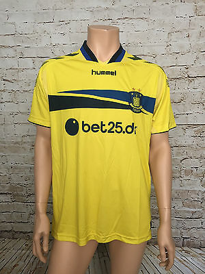 Brondby IF Football Shirt, Home, Size XL, Fantastic Condition