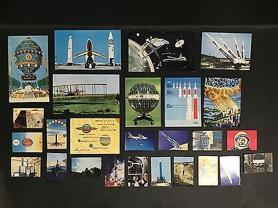 Nestles Space Club Card Lot Of 26