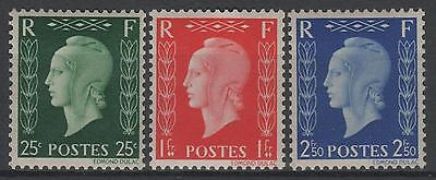 """FRANCE STAMP TIMBRE 701 D/F """" MARIANNE DULAC SERIE TYPE II """" NEUFS xx LUXE N184D"""