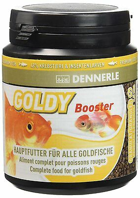Dennerle Goldy Booster  Basic food for all goldfish 100ml,200ml
