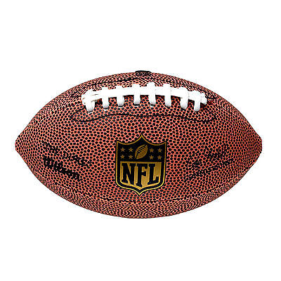 Wilson Nfl Approved Micro American Football Fully Inflated Ready To Use