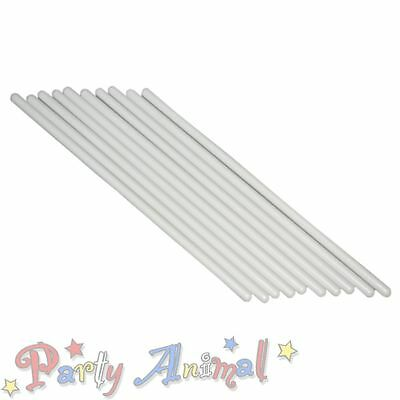 Culpitt 8 inch Cake Dowels - Sugarcraft Professional Wedding Stacked Support