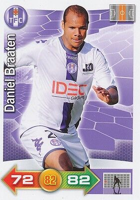 Daniel Braaten # Norway Toulouse.fc Tfc Card Panini Adrenalyn 2012 - O