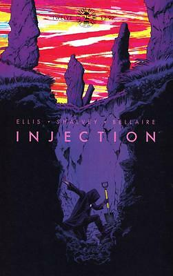 Injection #12A, Near Mint 9.4, 1st Print, 2017, Unlimited Shipping Same Cost
