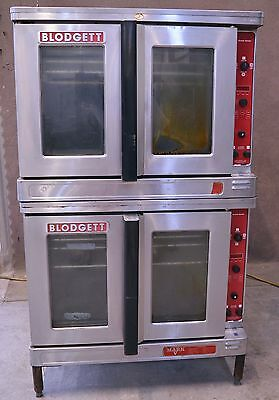 Blodgett Electric Mark V-111 Double Stack Deck Full Size Convection Oven Bakery